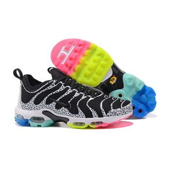 Mens Air Max Plus Tn Ultra Shoes Green And Pink