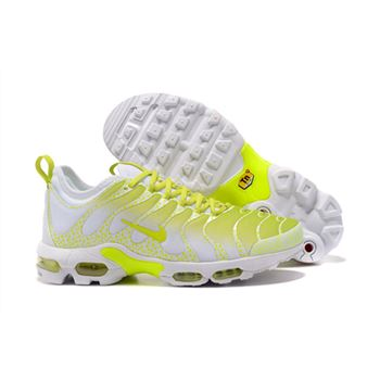 Mens Air Max Plus Tn Ultra Shoes Yellow