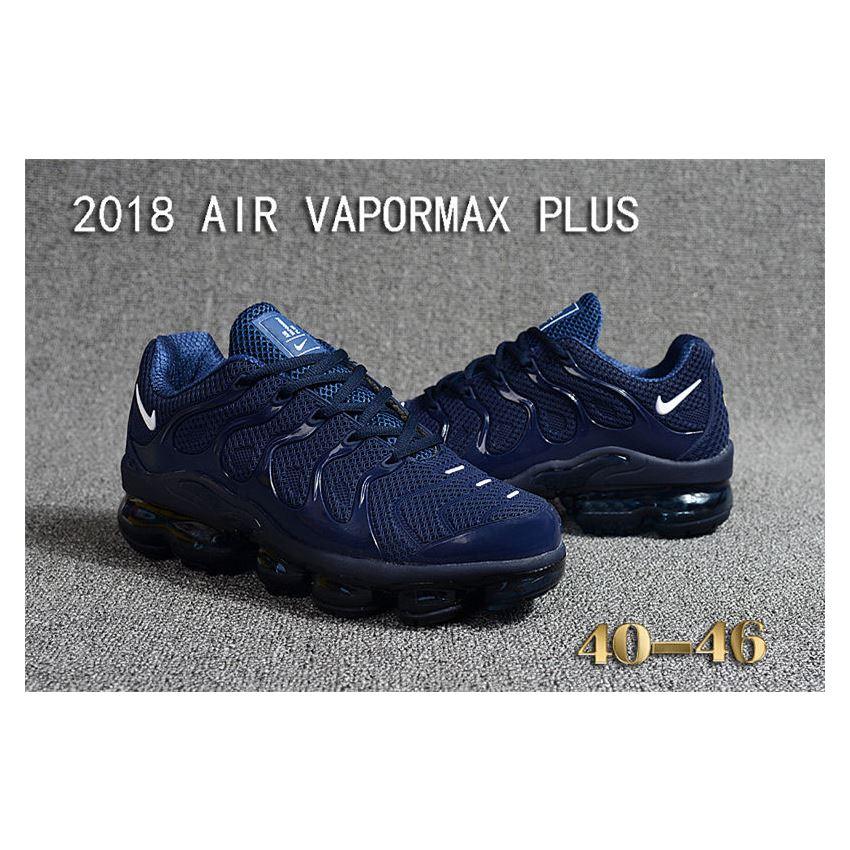 1ef4d36545 Nike Air Vapormax Plus TN Men shoes TPU Deep Blue, Nike 270, Nike ...