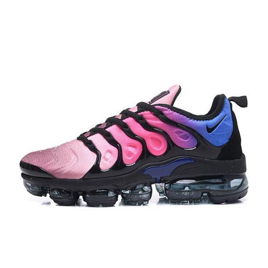 Nike Air Vapormax Plus TN Men shoes Pink And Blue b4418300c
