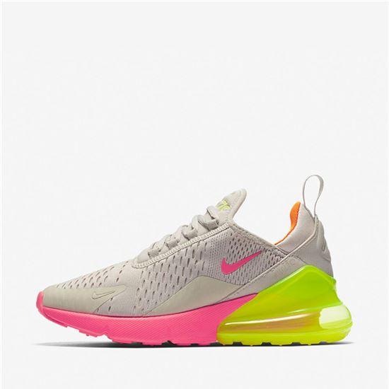 Women Nike Air Max 270 Pink And Green Nike 270 Nike Air Max 270 Blue
