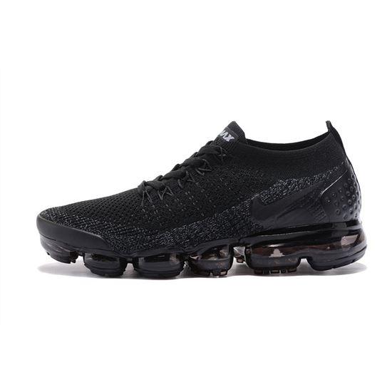 pretty nice f5512 35391 Nike Air Vapormax Flyknit 2 Women shoes Black, Nike 270 ...